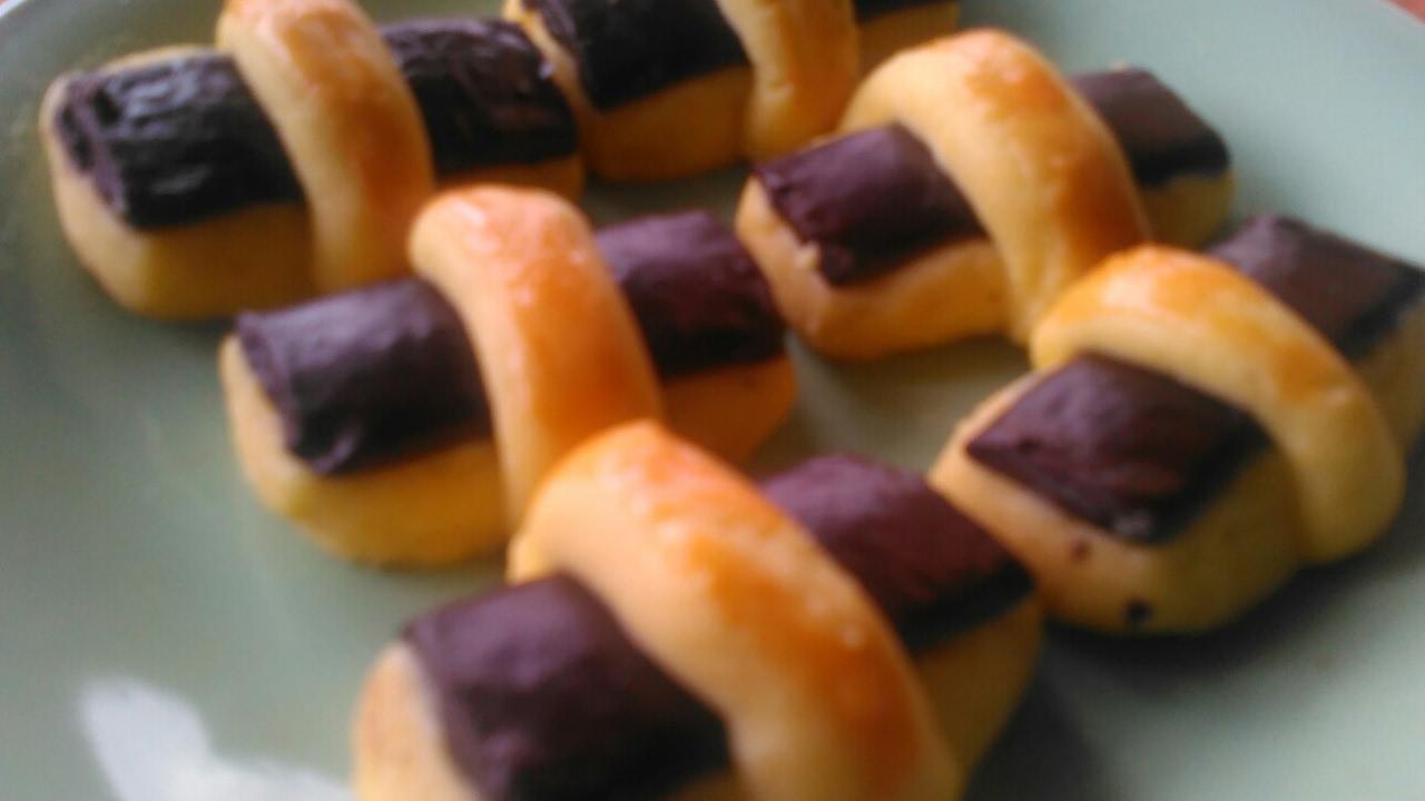 Cara Membuat Resep Kue Kering Choco Stick Istimewa Youtube