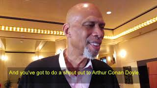 The Arts Page | Exclusive | Kareem Abdul-Jabbar on Books