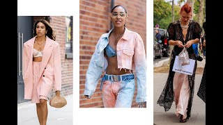 London Street-Style Part 2 of (Day 1) London Fashion Week 2017 | AW17