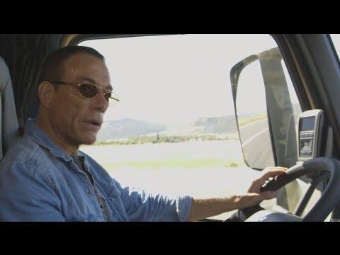 Jean-Claude Van Damme Driving The Volvo Splits Truck Commercial 2013 Carjam TV HD JCVD 2014 ...