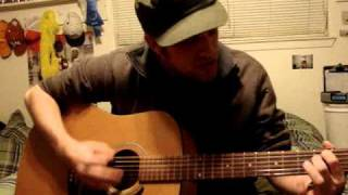 "Lifehouse cover ""Hanging by a Moment"" (acoustic)"