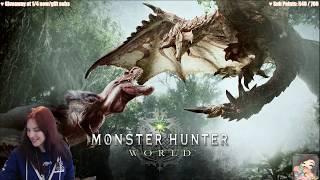 Monster Hunter World w/ BogOtter | part 4