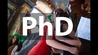 Аспирантура (докторантура / PhD)  в Чехии. Как поступить? Личный опыт