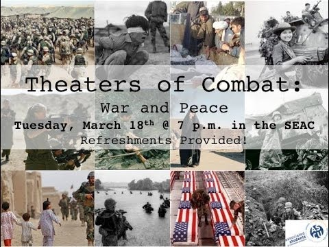 Concordia University Portland -- Theaters of Combat: War and Peace Forum