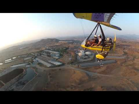 Microlight Apollo Flight - Nicosia Cyprus