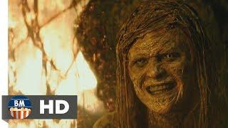 Колдер убивает Королеву Ведьм и получает бессмертие|Последний Охотник на Ведьм (2015)