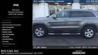 Used 2012 Jeep Grand Cherokee | Rite Cars, Inc, Lindenhurst, NY