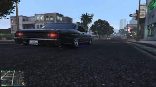 Driving The XXX: State of the Union GTO in GTA5