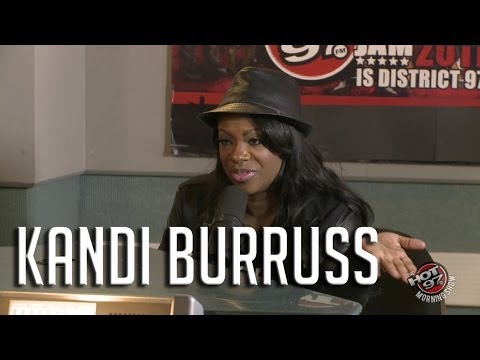 Kandi Burruss talks Prenup + keeps it real about who makes money in Reality TV