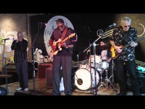 Big Bill Morganfield w/ The Delta Sonics
