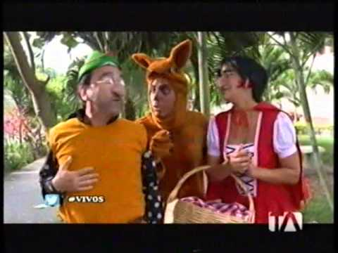 "RACHITO Y RECHITA ""VIVOS"
