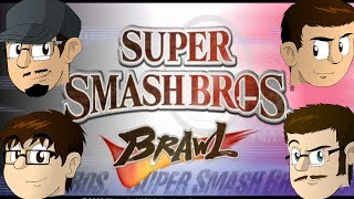 SGB Play: Super Smash Bros. Brawl - Part 1