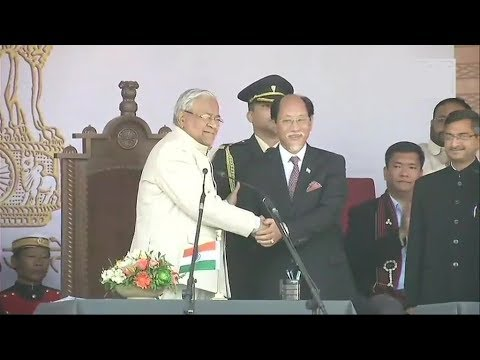 FULL EVENT: Neiphiu Rio takes oath as Chief Minister of Nagaland