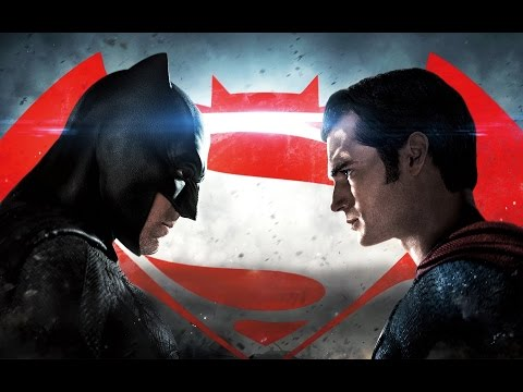 Batman V Superman Dawn Of Justice (Not Gonna Die - Skillet) Music Video