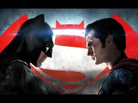 Batman V Superman Dawn Of Justice (Not Gonna Die - Skillet) Music Video