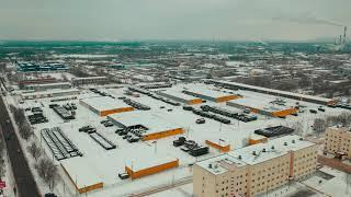 DJI Mavic 2 Pro Воинская часть Дзержинск /4K Video/