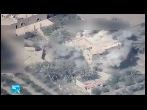 بالصور.. الأهداف التي دمرها الطيران العراقي في سوريا  - نشر قبل 25 دقيقة