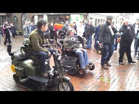Top Gear visit Abergavenny 3