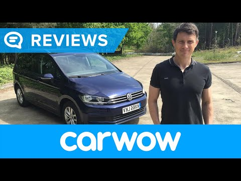 Volkswagen Touran 7 Seater 2018 review | Mat Watson Reviews