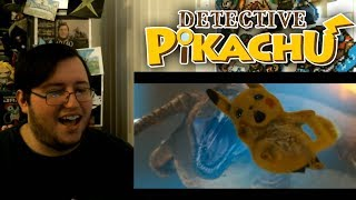 "Gors ""POKÉMON Detective Pikachu"" Official Trailer #1 REACTION"