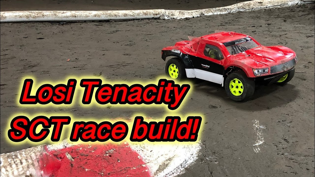 Losi Tenacity SCT Thread - Page 5 - R/C Tech Forums