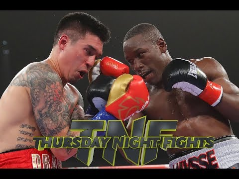 Thursday Night Fights: Yves Ulysse Jr. vs Steve Claggett II #UlysseClaggett