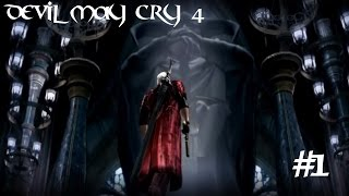 Devil May Cry 4 Walkthrough HD - Mission 1