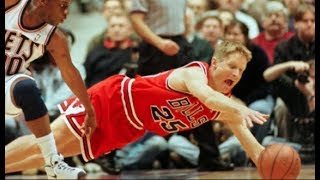 How Good was Steve Kerr the NBA  Player ?
