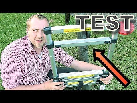Teleskopleiter test vergleich alle modelle im test