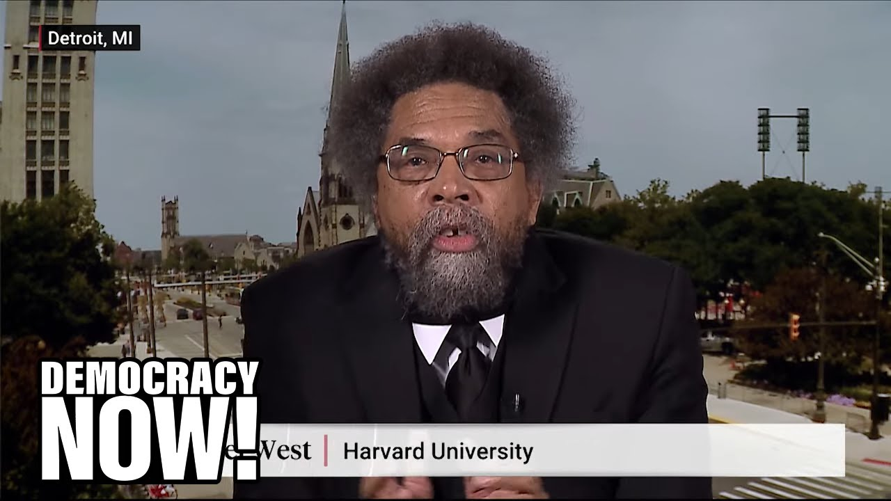 Cornel West | Democracy Now Interview 2019