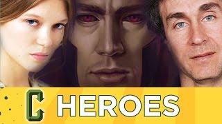 Collider Heroes - Lea Seydoux is Belladonna and Doug Limon is Directing Gambit!