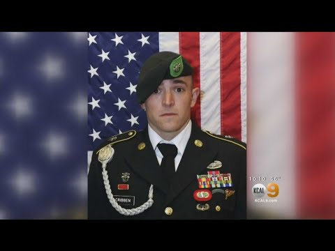 Parents Of Green Beret Killed In Afghanistan Fondly Recall Their 'Little Boy'.