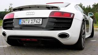 Audi R8 V10 5.2 FSI Quattro Videos