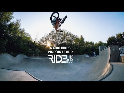 Radio Bikes Pinpoint Tour   Ride UK BMX