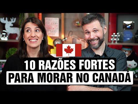 10 principais motivos para se mudar para o Canadá