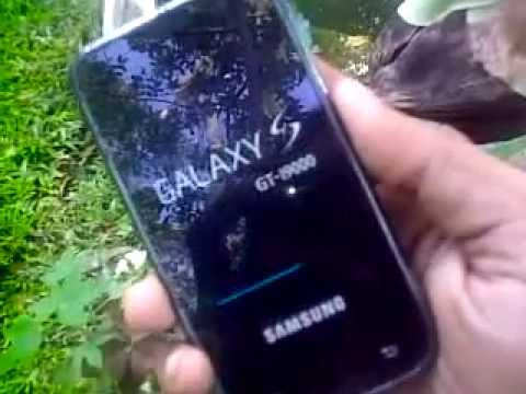 AnyCall SHW-M110s To Samsung I9000 Done