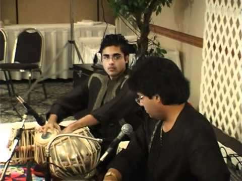 AHMED FARAZ GHAZALS -- UDAYAN PARIKH SINGS AHMED FARAZ -- HOUSTON 2005