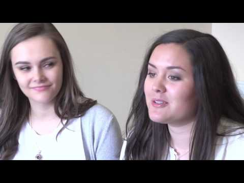 American students talk about... coming to the UK and first impressions (1 of 4)