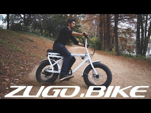 Zugo Rhino E Bike Fast Powerful And Fun 25mph Youtube