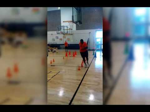 Fun & Fit Day at Carrington Elementary School, Sept. 2016