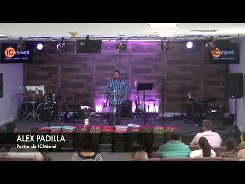 LA RELACIÓN ENTRE MIS PALABRAS Y MI VIDA DE FE - By: Alex Padilla