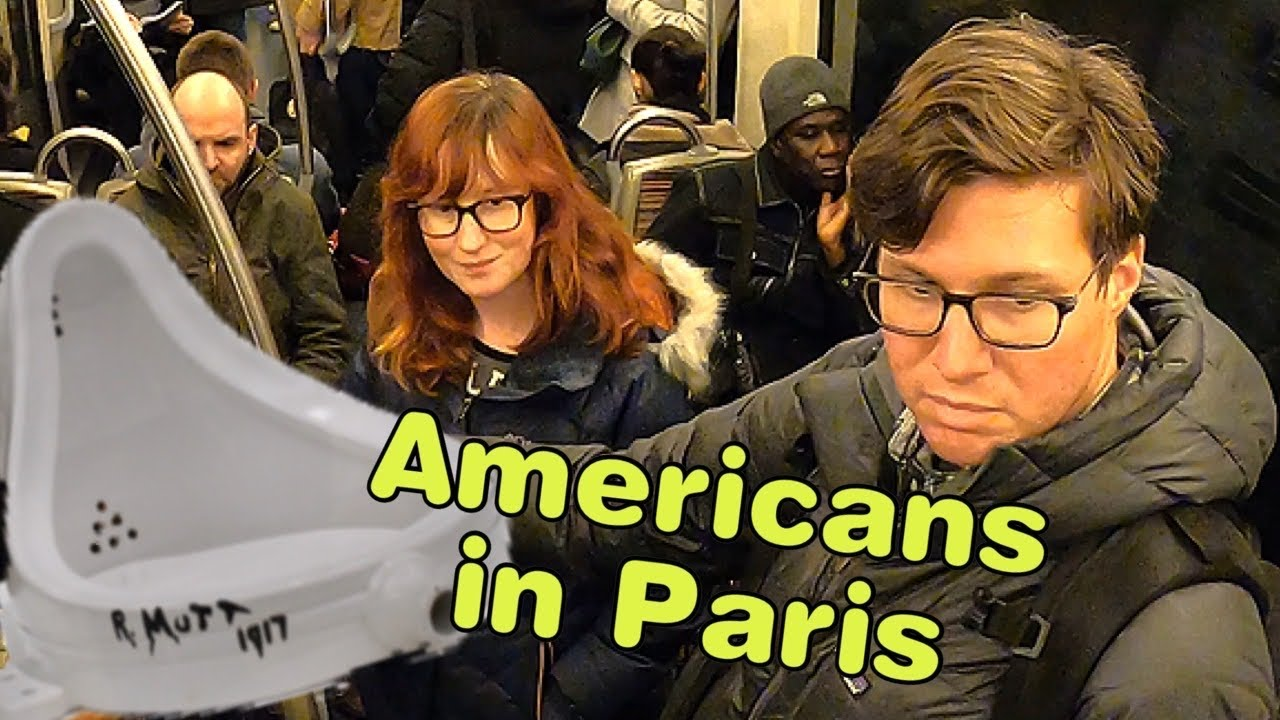 Americans in Paris | Campervan Europe [S4 Ep41]