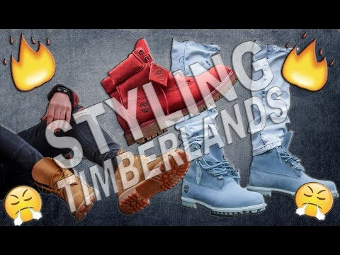 🤯How To Style Timberland Boots🤯 | Ultimate Guide To Timberlands (Men)