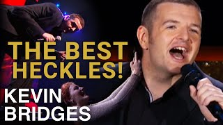 Kevin Bridges Getting Heckled! | Kevin Bridges