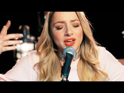 Thumbnail: The Chainsmokers - Paris (Live, 1 Mic 1 Take) (Emma Heesters Cover)