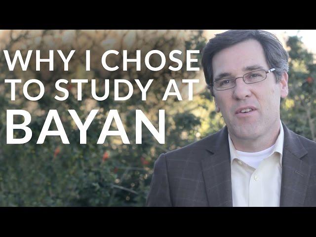 Why this Pepperdine Professor chose to study Islam - Dr. John Barton