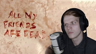 The Amity Affliction - All My Friends Are Dead | Reaction & Review