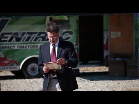 Groundbreaking at Ventrac's New Global Headquarters