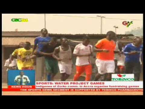 Accra: Zorko Community Water Project Games