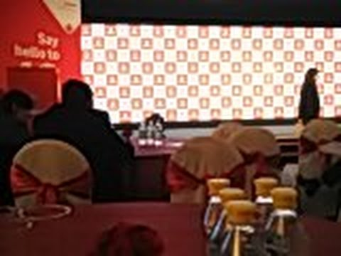 Vodafone 4G launch in Delhi NCR - Full Launch Event & Vodafone 4G and 3G Comparison   Digit.in